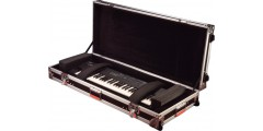 61 Note Road Case w/ wheels