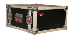 6U Standard Audio Road Rack Case