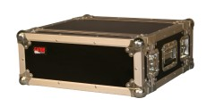 4U Shallow Audio Road Rack Case