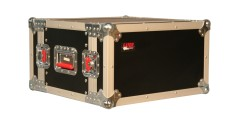 6U Shallow Audio Road Rack Case