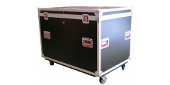 Truck Pack Trunk w/ Casters - 45 x 30 x 30