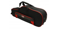 Lightweight Alto Sax Case Red and Black