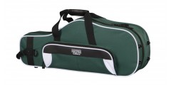 Lightweight Alto Sax Case White and Green