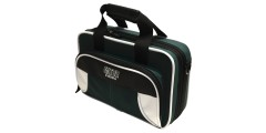 Lightweight Clarinet Case White and Green