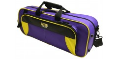 Lightweight Trumpet Case Yellow and Purple