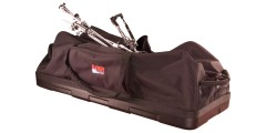 Hardware Bag - 14 x 36 w/ wheels - Molded Bottom