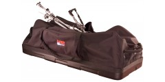 Hardware Bag - 18 x 46 w/ Wheels - Molded Bottom