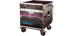 10U Rack Base w/ casters for Console Audio Racks