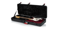 Gator TSA Series ATA Molded Polyethylene Guitar Case for Standard Electric