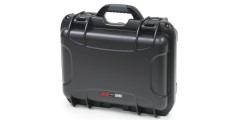 Waterproof utility case - 13.8 x 9.3 x 6.2
