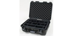 Waterproof case w/ divider system - 18x13x6.9