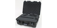 Waterproof case w/ diced foam - 20x14x8