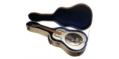 Journeyman Resonator Guitar Deluxe Wood Case