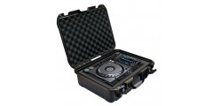 Gator Black Waterproof Molded Case for Pioneer CDJ-2000 or 2000 Nexus