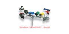 LP Latin Percussion The Everything Rack Percussion Rack
