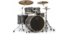 Mapex  MA529SFGW  5  Piece  Mars  Rock  Shell  Pack  Smokewood  Chrome  Har