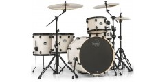 Mapex  MA528SFBAW  5  Piece  Mars  Crossover  Shell  Pack  Bonewood  Black