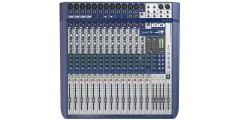 Soundcraft Signature 16 Mixing Console Built In Lexicon Effects