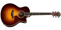 Taylor 716CE Grand Symphony Acoustic Electric Cutaway Guitar with Hardshell