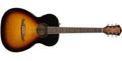 Fender FA-235E Concert in 3 Tone Sunburst with Rosewood Fretboard