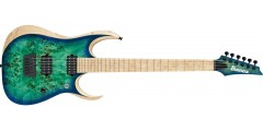 Ibanez RGDIX6MPBSBB Iron Label Electric Guitar Surreal Blue Burst