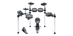 Alesis Command Mesh Kit 8-Piece Drum Kit with Over 600 Sounds All Mesh Pads