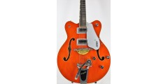 Gretsch G5422T Electromatic Hollowbody With Bigsby Orange