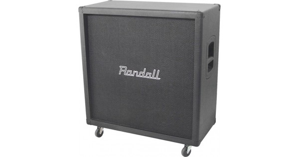 Randall R412CB Straight Front 4X12 Guitar Cabinet