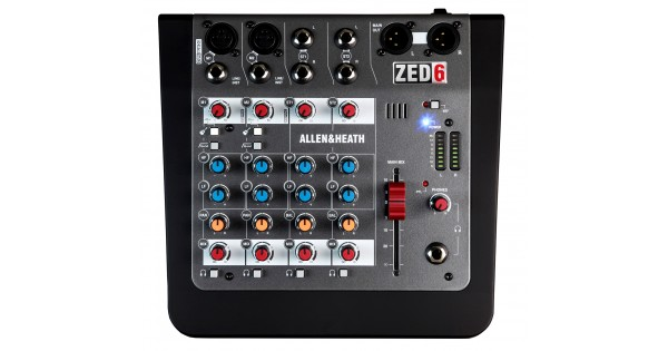 Zed X on Allen And Heath Zed