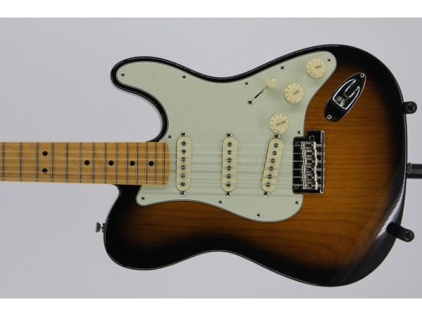 Fender Limited Edition Strat-Tele Hybrid 2-Color Sunburst
