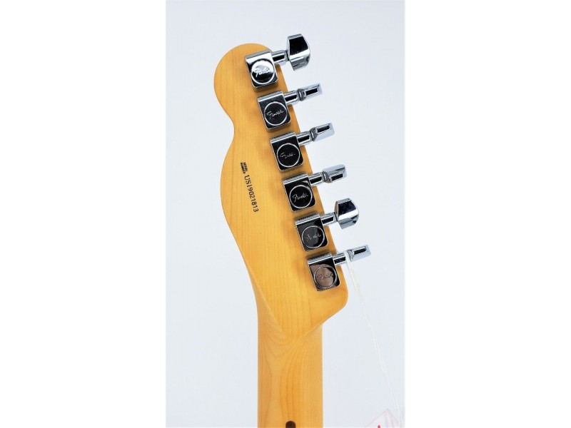 Fender Rarities Chambered Telecaster Flame Maple Top Ser#US19021813
