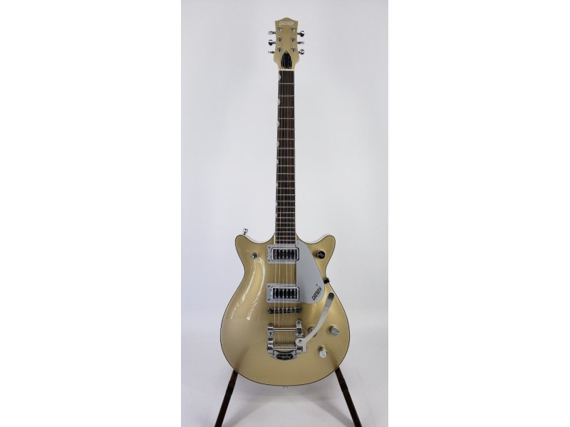 Gretsch G5232T Electromatic Double Jet Filtertron Pickups Casino Gold