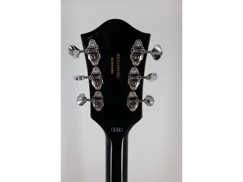 Gretsch G5422T Electromatic Hollowbody With Bigsby Black