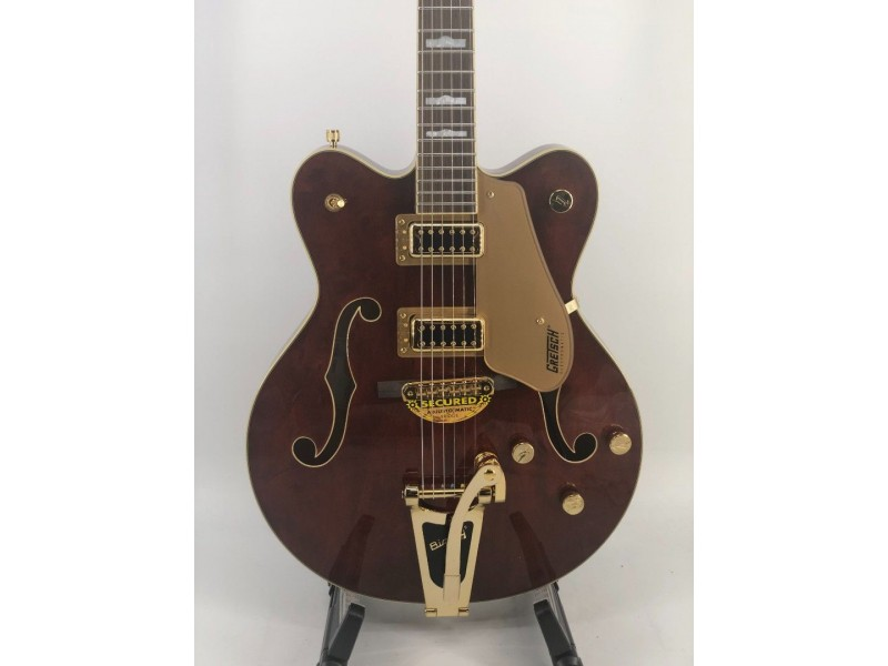 Gretsch G5422TG Electromatic Hollowbody With Bigsby Walnut Stain