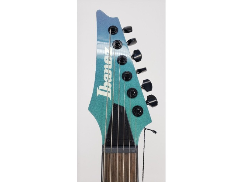 Ibanez Axion Label S671ALBBCM Electric Guitar - Blue Chameleon