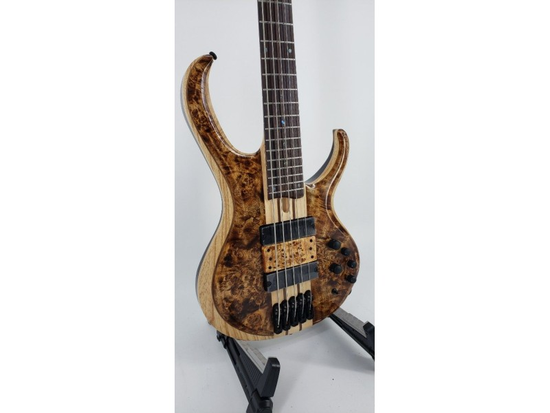 Ibanez BTB845VABL Standard 5 String Electric Bass Antique Brown Stained Low Gloss