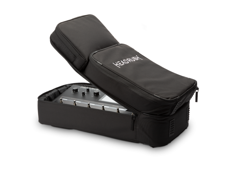HeadRush Backpack for Guitar Multi Effects Processor