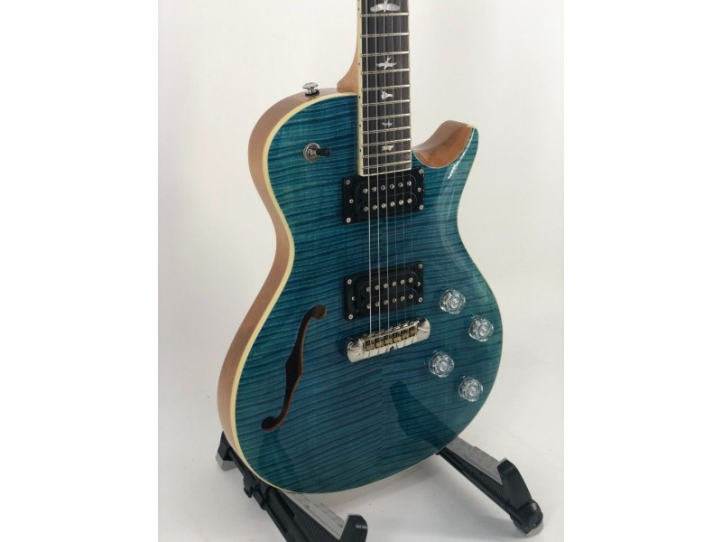 Paul Reed Smith PRS SE Zach Myers Electric Guitar Myers Blue with Gigbag
