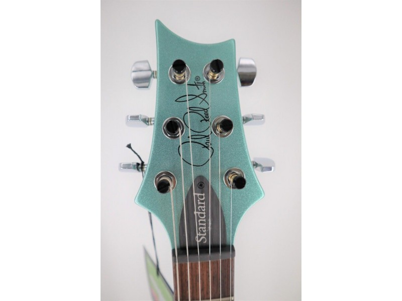 Paul Reed Smith PRS S2 Standard 22 Electric Guitar Frost Green Metallic Ser#S2047319