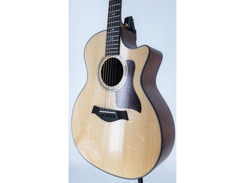 Taylor 314ce Grand Auditorium Acoustic Electric V-Class Guitar SN#1207271024