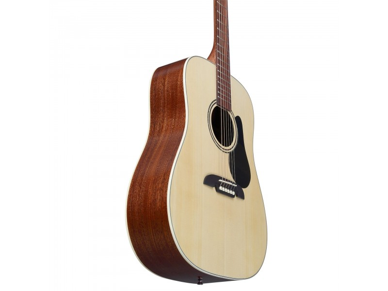 Alvarez RD26 Acoustic Guitar Natural Finish with Deluxe Gigbag