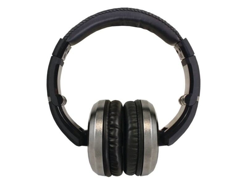 CAD Audio MH510CR Closed-back Studio Headphones - Chrome - Two Cables Two Sets Earpads