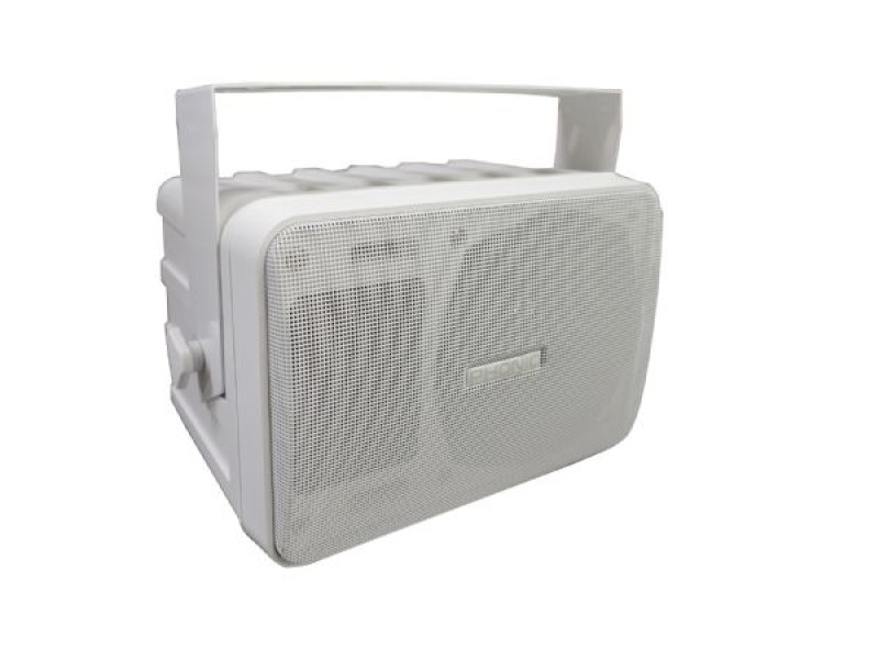 Phonic SE206 Indoor Outdoor All Weather Speaker White -Free Shipping