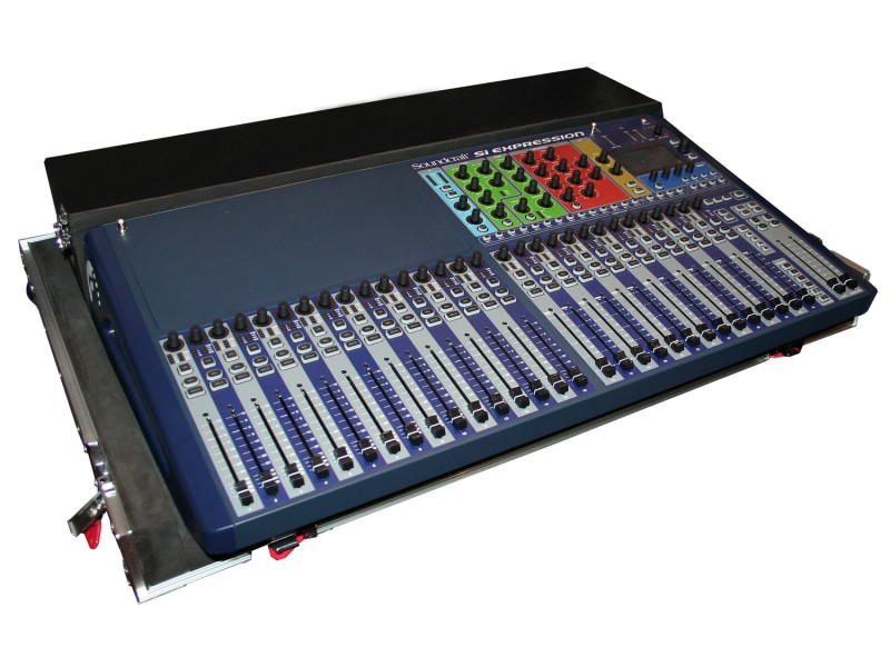 Gator Road Case For 32 Channel Si-Expression Mixer