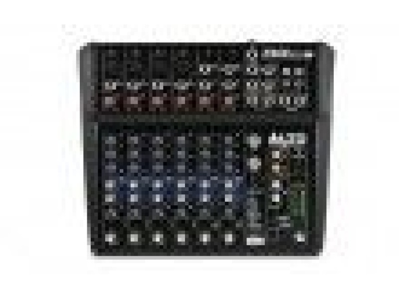 Alto ZMX122FX 8 Channel Compact Mixer with Effects