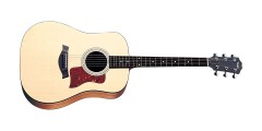 Taylor 210DLX Dreadnought Acoustic Guitar with Hardshell Gig Bag