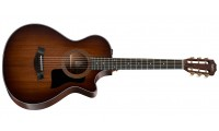 Taylor 322ce-12  Grand Concert 12 Fret Acoustic Electric Guitar with Slotted Headstock & Hardshell Case