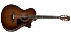 Taylor 322ce-12  Grand Concert 12 Fret Acoustic Electric Guitar with Slotte
