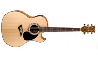 Dean AK48-GN Cutaway Spruce Top Acoustic Electric ..