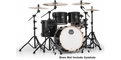 Mapex AR504STB 5 Piece Armory Fusion Shell Pack Trans Black